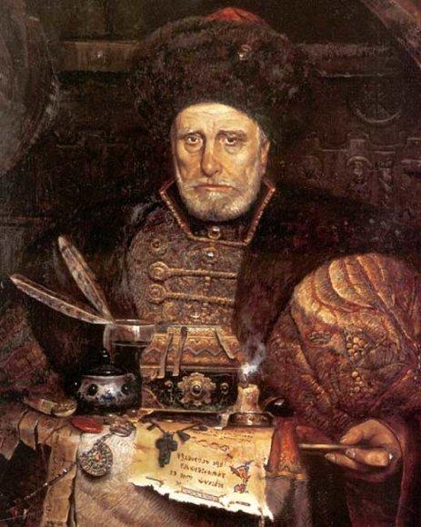 Kunigaikštis Andrejus Kurbskis