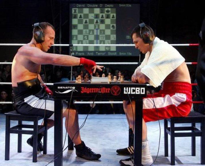 Šachmatų bokso turnyras / News.discovery.com nuotr.