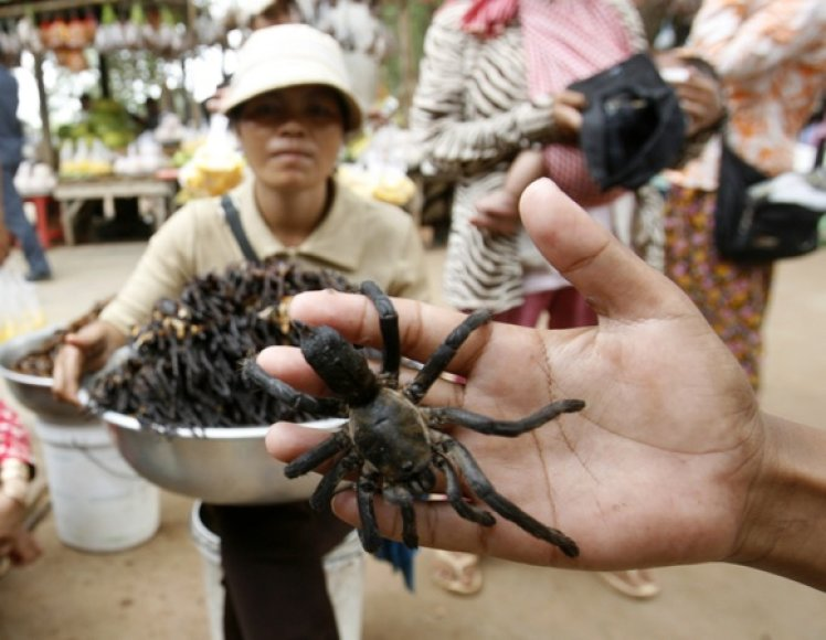 Kepti vorai Kambodžoje
