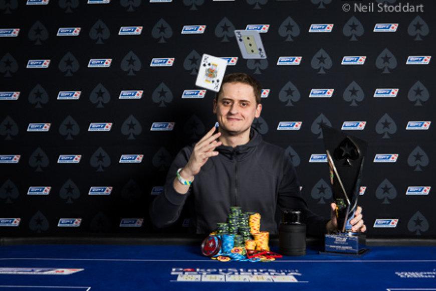Oleksijus Chorošeninas laimėjo EPT etapą Vienoje