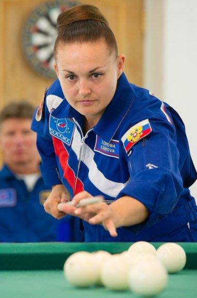 Kosmonautė Jelena Serova