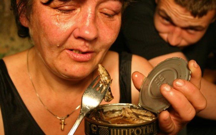 Pasaulio banko teigimu, pasaulinė ekonomikos krizė į skurdą įstums 11 milijonų žmonių Rytų Europoje ir Centrinėje Azijoje.