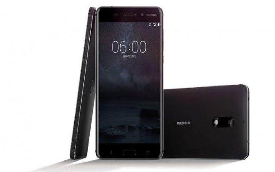 """""""Nokia 6"""" išmanusis telefonas"""