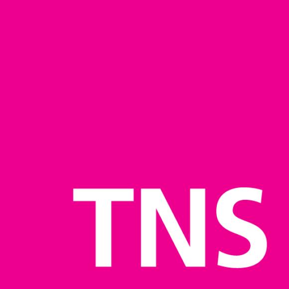 TNS logotipas