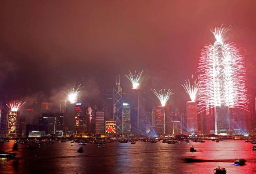 Hong Kongas