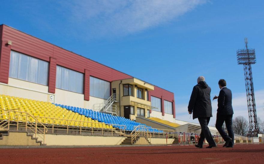Klaipėdos stadionas