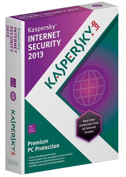 """Kaspersky Internet Security 2013"""