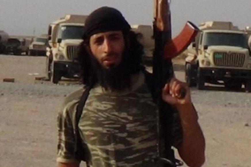 džihadistas Johnas