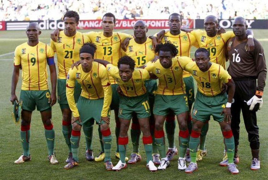 Kamerūno rinktinė