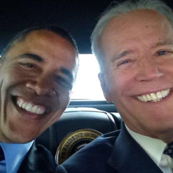 Barackas Obama ir Joe Bidenas