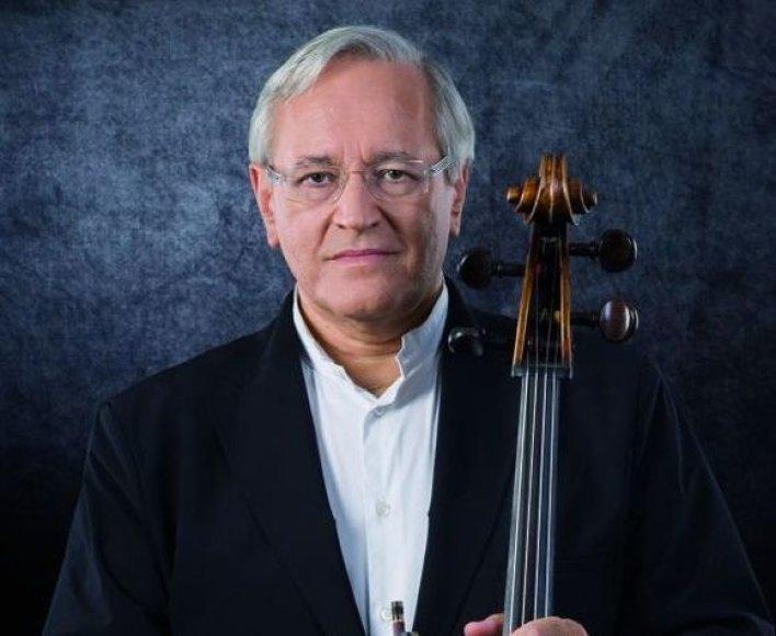 Muzikantas Davidas Geringas