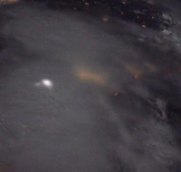 Žaibas iš kosmoso