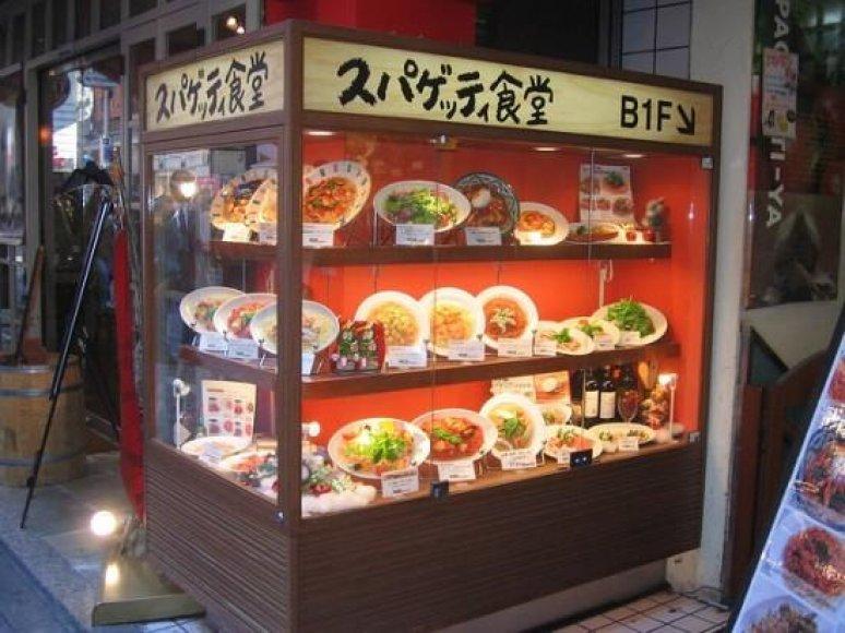 Maisto patiekalų muliažai