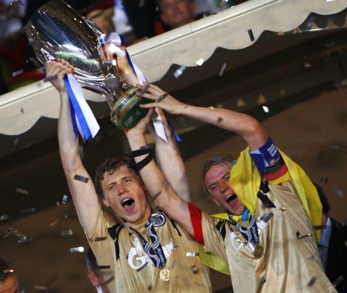 """""""Zenit"""" futbolininkų triumfas"""
