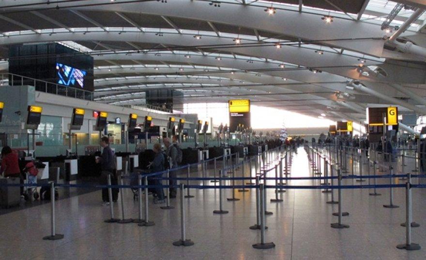 Penktas Hitrou oro uosto terminalas