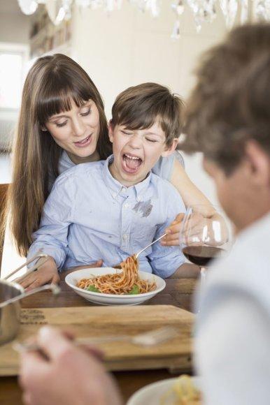 Vida Press nuotr./Mama ir vaikai