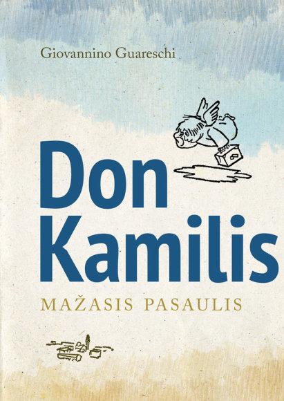 """Don Kamilis"" viršelis"