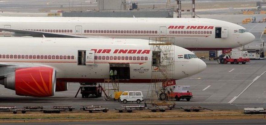 """""""Air India"""" lėktuvai"""
