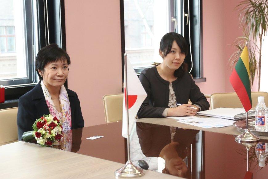 Japonijos ambasadorė