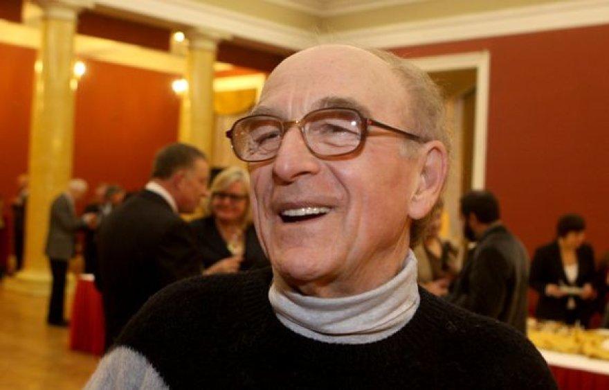 Profesorius Algis Mickūnas