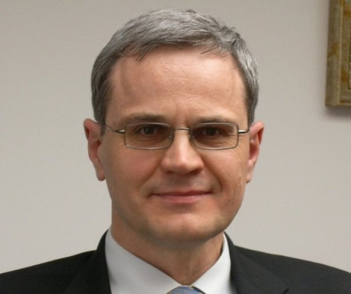 """Elsis"" generalinis direktorius Arūnas Gedvila"