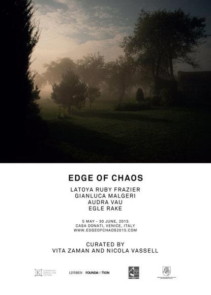 "Paroda ""Edge of Chaos"""