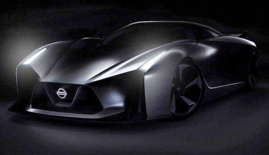 """Nissan Vision Gran Turismo"" konceptinis modelis"