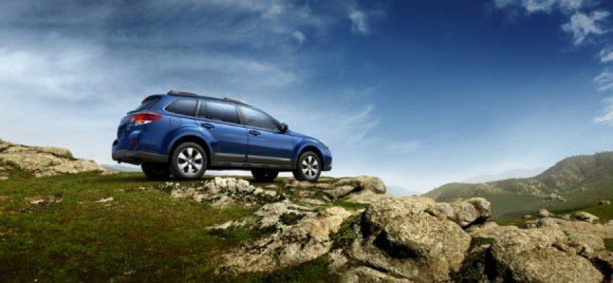 """2010 m. """"Subaru Outback"""""""