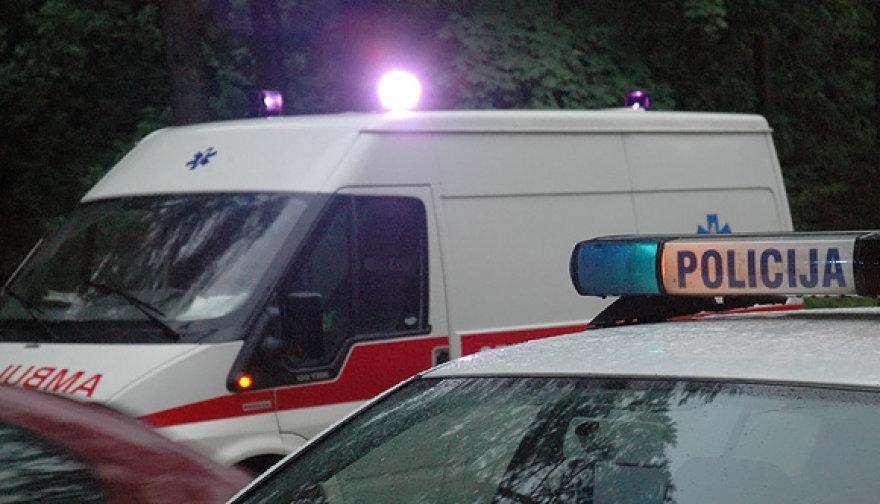 Greitoji pagalba ir policija