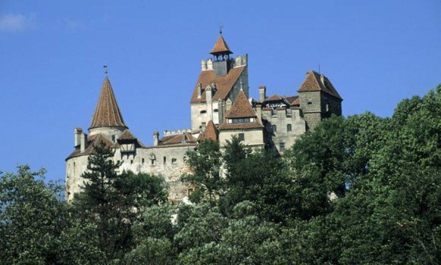 Drakulos pilis Rumunijoje