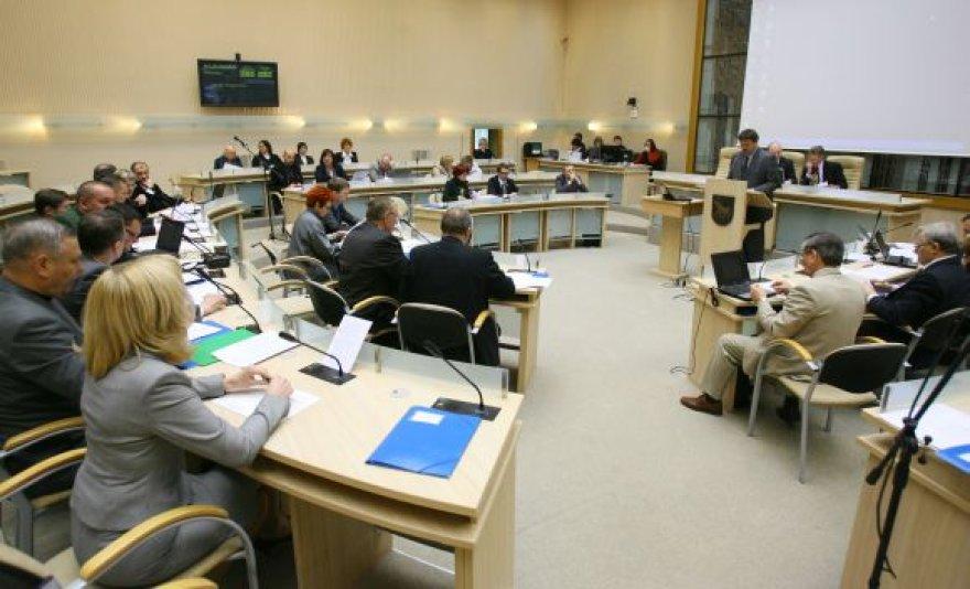 Kauno miesto savivaldybės taryba