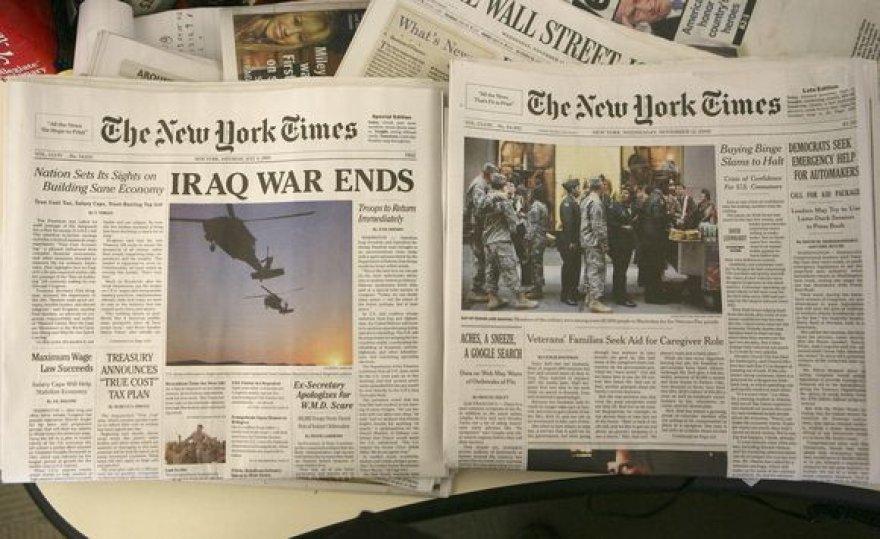 """New York Times"""