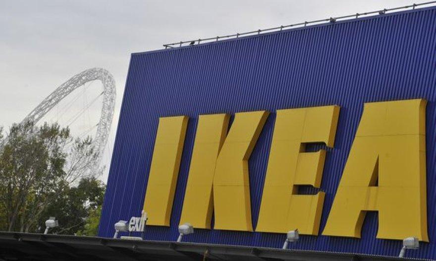 """""""Ikea"""" parduotuvėje"""
