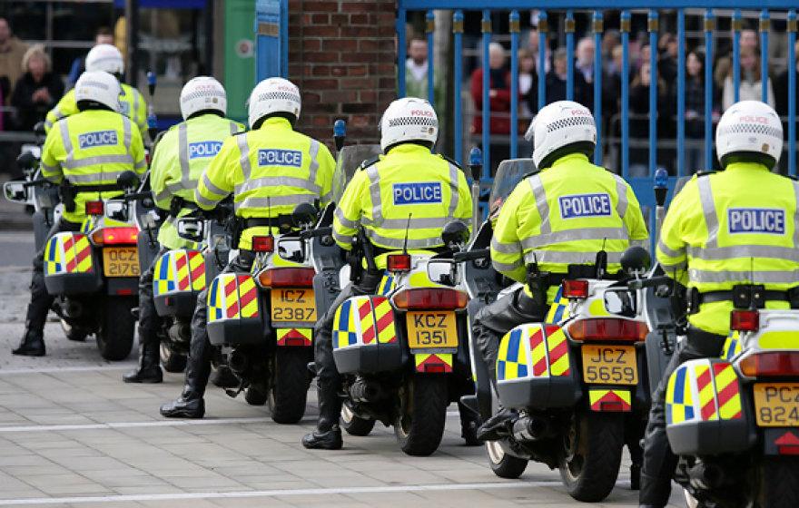 Policija Belfaste