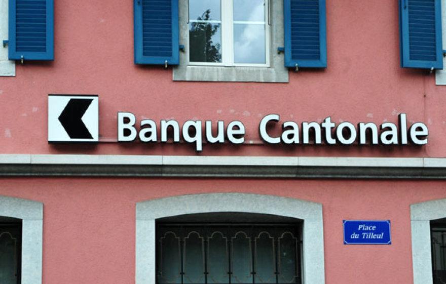 Šveicariškas bankas