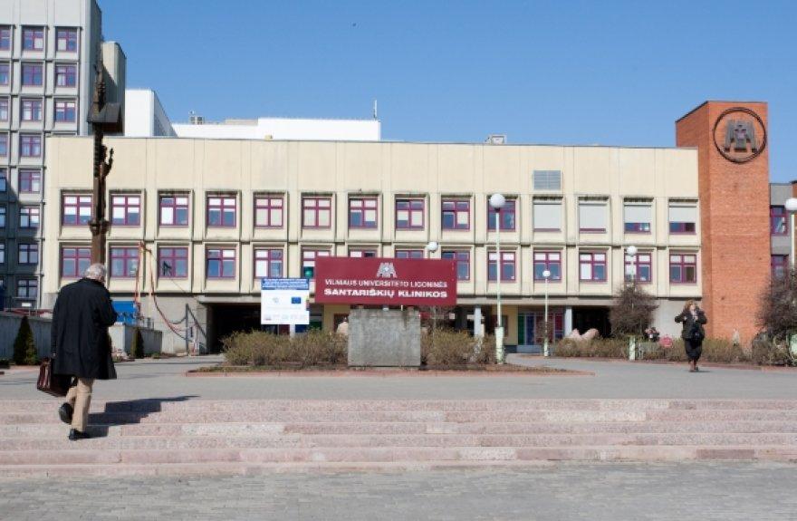 Vilniaus universiteto ligoninės Santariškių klinikos