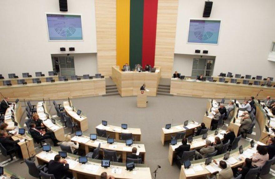 Seimo salė
