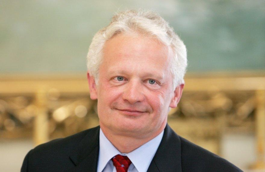 Lietuvos Respublikos nuolatinės misijos Jungtinėse Tautose vadovas ambasadorius Dalius Čekuolis