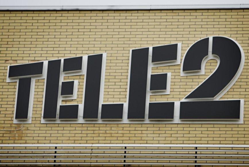 """Tele2"" logotipas"