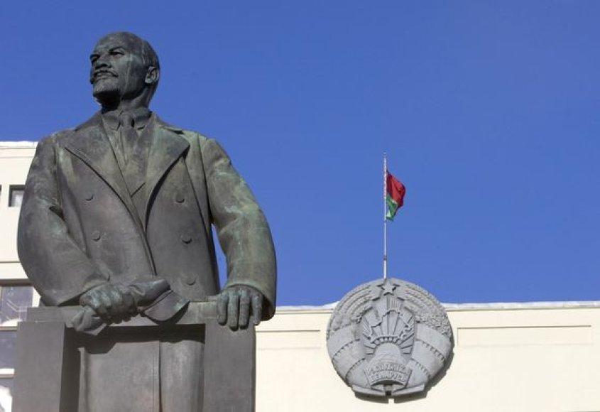 Paminklas Leninui