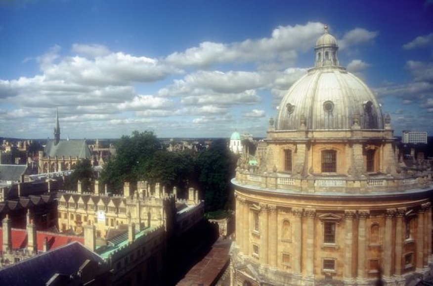 Oksfordo universitetas, kuris didžiuojasi savo 800 metų paveldu, yra seniausias, bet, toli gražu, ne pats turtingiausias pasaulio universitetas.