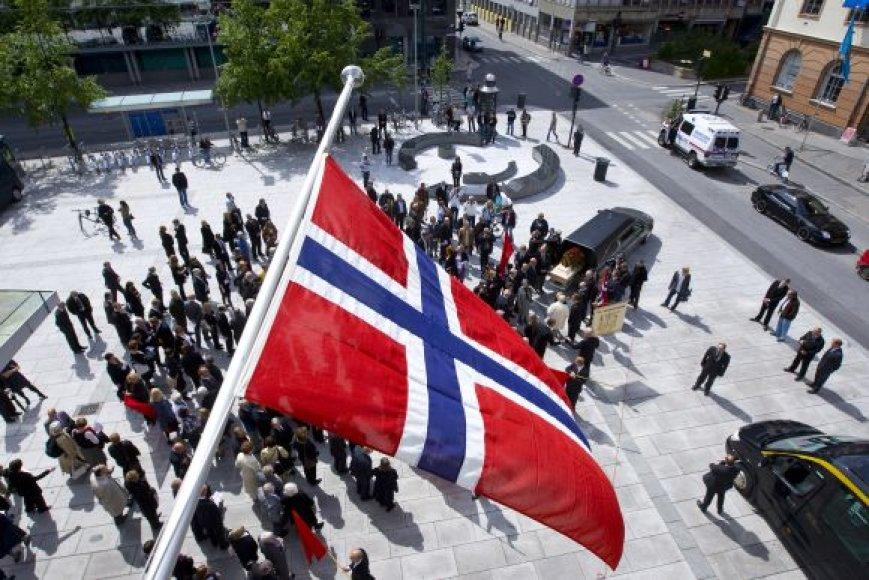 Norvegija, Oslas