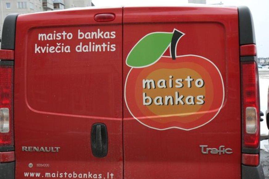 """""""Maisto banko"""" automobilis"""
