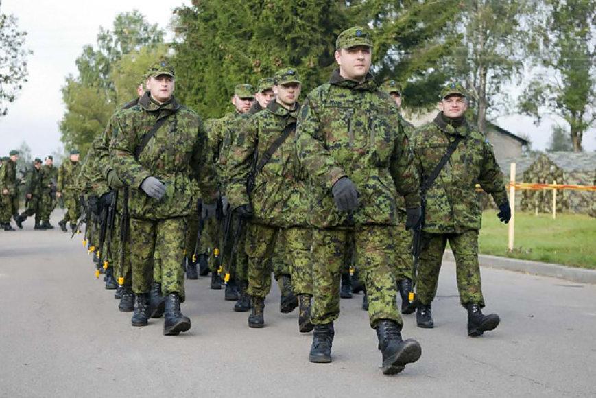 Estijos kariai