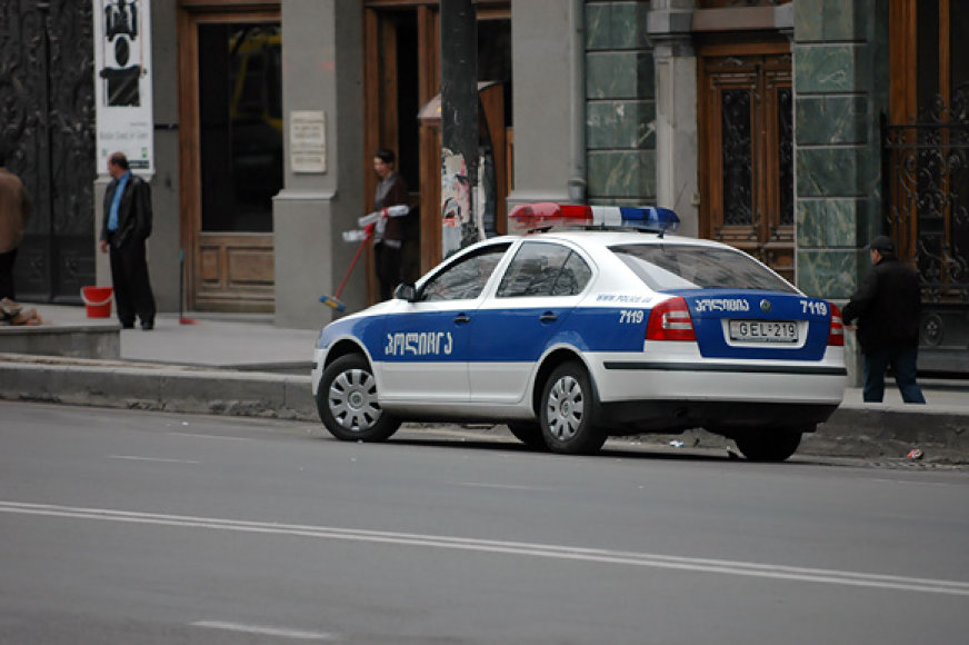 Gruzijos policija