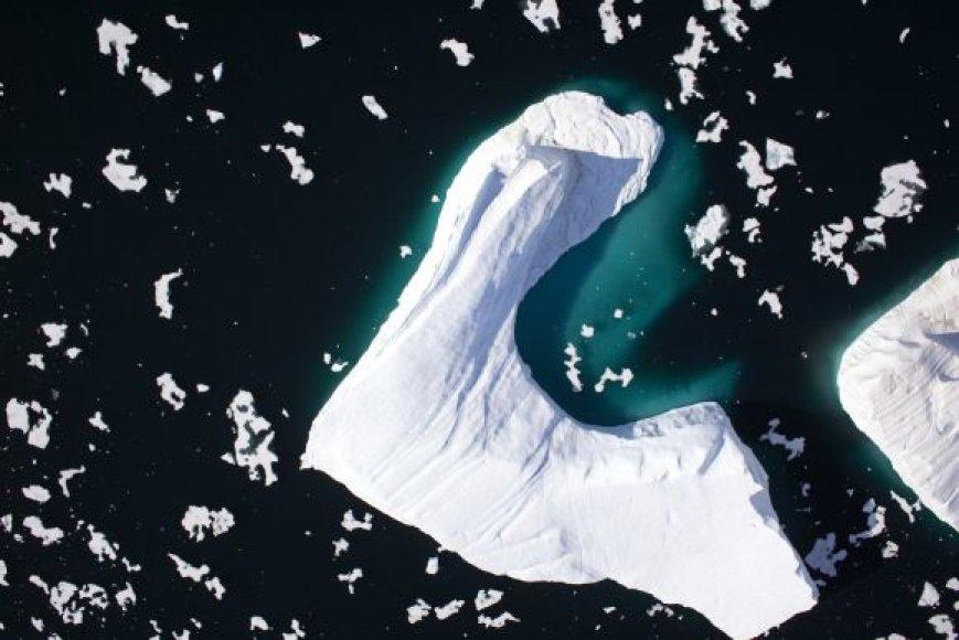 Grenlandijos ledynai