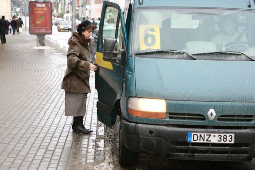 Maršrutinis taksi