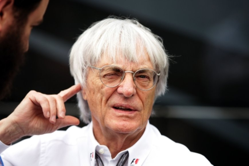 B.Ecclestone'as sutiko, kad F1 lenktynės atkeliautų ir į Rusiją