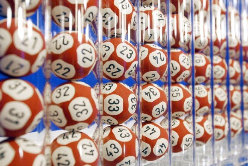 Loterijos kamuoliukai