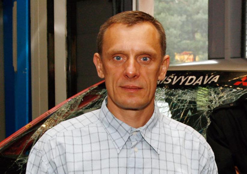 Alvydas Albrechtas
